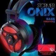 AURICULARES NOGA ST- ONIX STORMER GAMER VIBRACION BASS LUZ LED USB+3,5MM+PS4